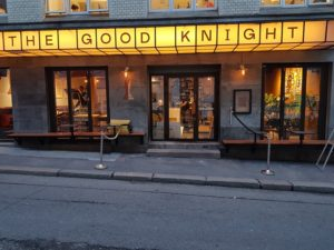 The Good Knight Oslo